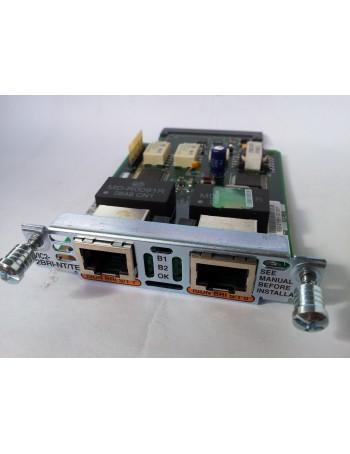 CISCO VIC Interface Card (VIC2-2BRI-NT/TE)