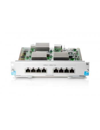 Módulo switch HP 8p XGT PoE+ v3 ( J9995A)