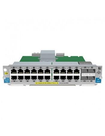 HP 20-port Gig-T / 2-port SFP+ v2 zl Module - J9548A