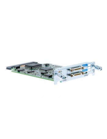 CISCO 2-PORT SERIAL WAN INTERFACE CARD - WIC-2T