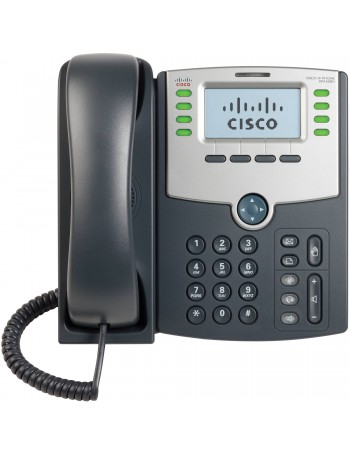 CISCO 8-LINE IP PHONE 2-PORT POE + LCD DISPLAY - SPA508G