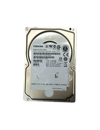TOSHIBA Hard Drive 2TB (MK2001TRKB)