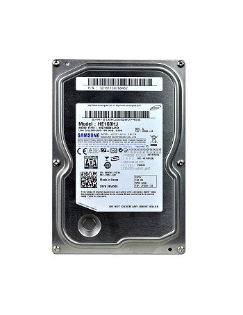 Disco Duro SAMSUNG 160GB (HE160HJ)