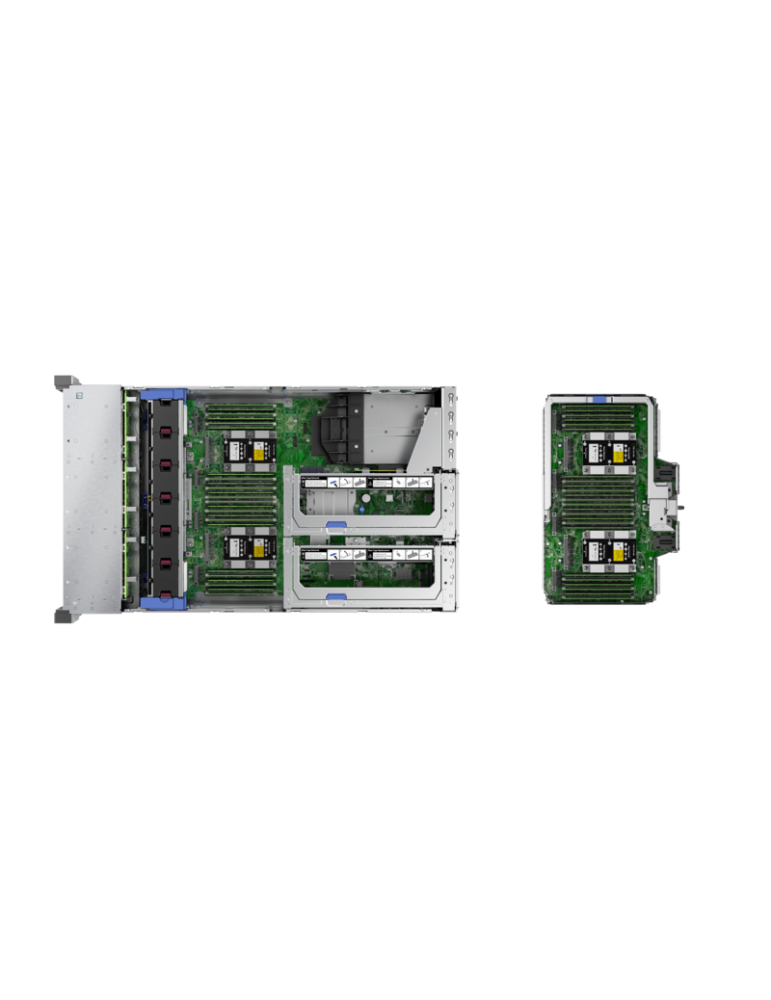 Server HP ProLiant DL580 Gen10 8 SFF CTO (841730-B21)