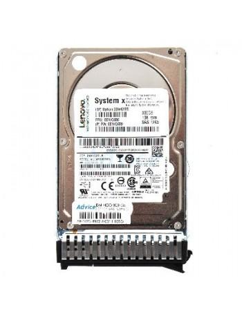 Lenovo 1.8TB 12G SAS 10K G3 512e SFF HDD - 00NA271