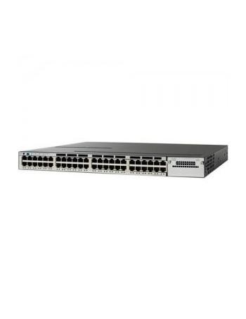 Catalyst3750X 48 PortPoE IP  (WS-C3750X-48P-S)