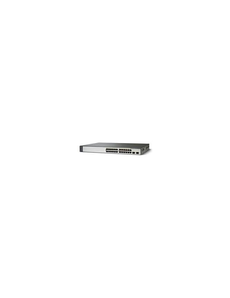 WS-C3750V2-24PS-S Cisco Catalyst 3750V2 24 10/10