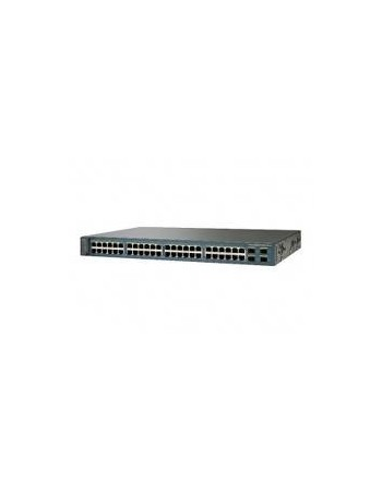 WS-C3560V2-48PS-S Switch/C3560V2 48 10/100 PoE + 4 SFPStd