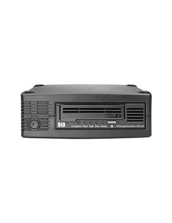Unidad de cinta externa SAS HP LTO-5 Ultrium 3000 ( EH958B )
