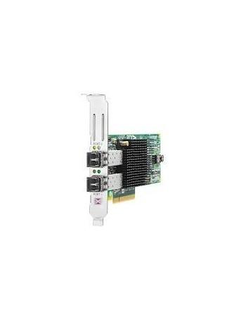 Tarjeta HBA HP 82E PCI-E 8GB FC 8Gb (AJ763B)